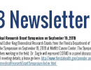 picture of the CCRAB-Newsletter-SUMMER2019 newsletter